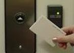 Card Reader Entry system installation