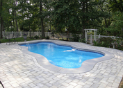 Pool and Patios,  Deck,  Houston,  TX