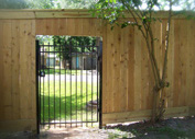 Most secure and attractive Wood Fence,  Houston,  TX
