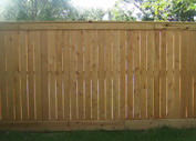 Wood Fence builder ,  Houston,  TX