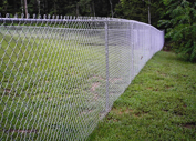 Chain Link Fences in TX
