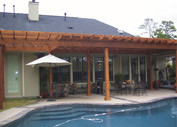 Shade Structures,  builder in TX