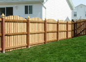 Wood Fence builder in TX