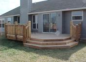 Wood Deck Builders in TX