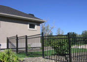 Wrought Iron Fences in Houston