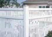 Vinyl Fence builders ,  TX