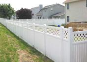 Vinyl Fence builders in Houston