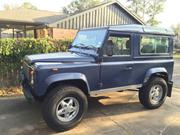 1988 Land Rover Land Rover Defender 90 4c sw