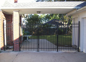 Aluminum Fence  in Houston,  TX