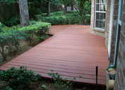Wood Deck Builders in Houston