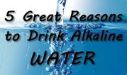 Great Reasons to Start Drinking Alkaline Antioxidant Water