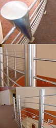 Stainless Steel Hand Railings and Rails in Houston,  TX