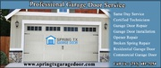 Professional Garage Door Repair Service in spring,  Texas