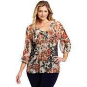 Plus Size Blouses For Women at Cheap Prices