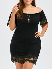 Plus Size Dresses for Women at Cheap Prices