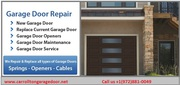 Affordable Garage Door Spring Repair Services Carrollton,  TX