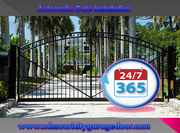 Automatic Gate Installation 77459