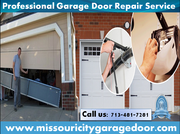 Best Garage Door Services & Repair Company in Missouri City,  TX