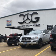 The Best Mercedes Service Center Near Me - C & G Repair
