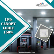 Outdoor 150W LED Canopy Lights at Best Price