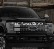 Ford powerstroke diesel  upgraded up pipes exhaust manifolds