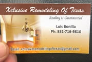 Xclusive Remodeling of Texas
