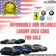 Cheap Luxury Used Cars For Sale In Houston