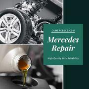 Quality Mercedes Repair Near Me - C & G Repair