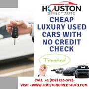 Get Into Your Dream Car With No Credit Check