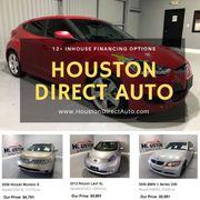 Car Dealerships Used Cars - Houston Direct Auto