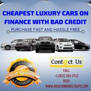 Buy Used Cars With Bad Credit With Houston Direct Auto