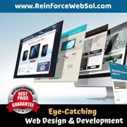Affordable Web Design And Development Company - Reinforce